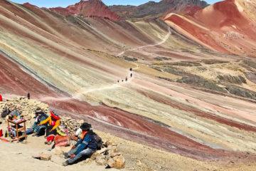 montaña 7 colores vinicunca
