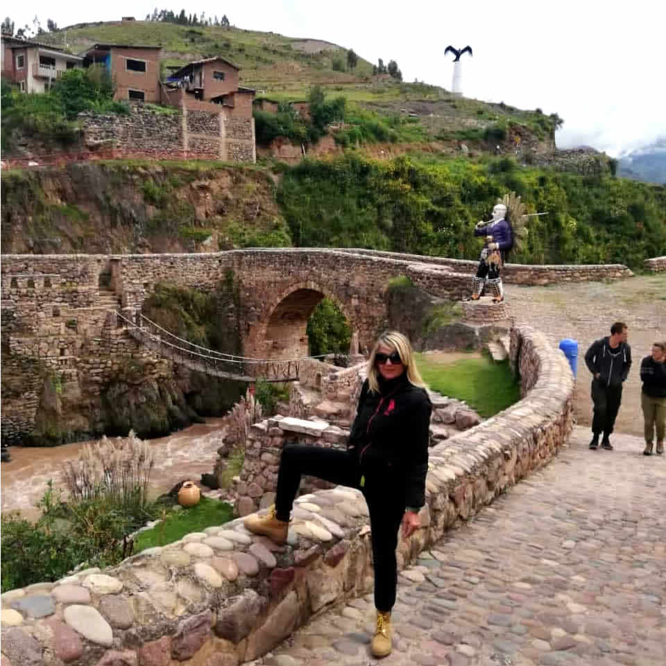 inca bridge checacupe