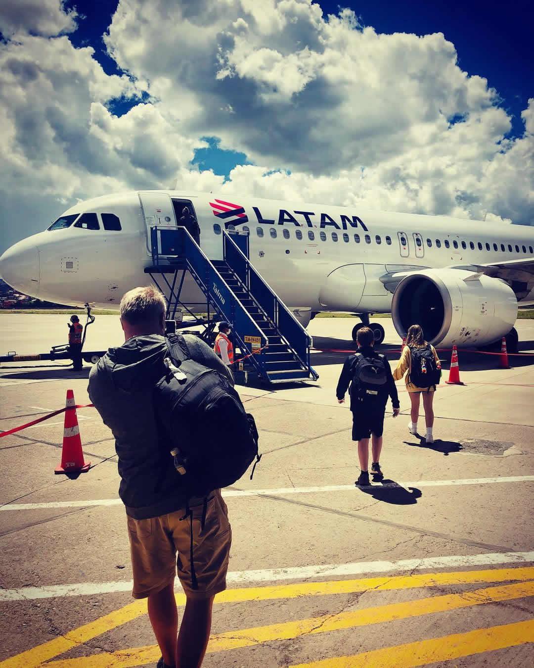 Airport of cusco